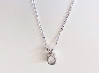 Cape May Diamond Necklace